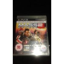 Jogo Mass Effect 2 Ps3 - Mídia Física - Novo Lacrado