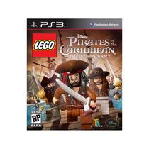 Jogo Lego Pirates Of The Caribbean: The Video Jogo - Ps3 Di