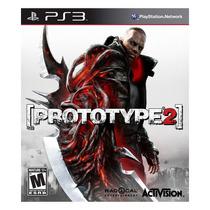 Jogo Prototype 2 - Ps3 Activision