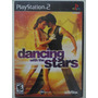 Dancing With The Stars - Jogo Ps2 Original Excel Est. Inglês