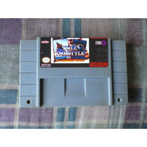 Super Nintendo - Ftr Full Throttle Racing