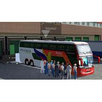Mod Bus Euro Truck 2 + Estradas Brasileiras + Frete Grátis!