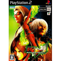 Patch The King Of Fighters M I Ragulation A Ps2 Frete Gratis
