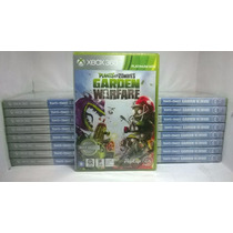 Plants Vs Zombies Garden Warfare Xbox 360 Original Rcr Games