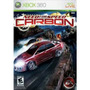 Need For Speed Carbon Xbox 360 Mídia Digital !