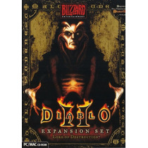Diablo 2 Ii D2 Lord Of Destruction Pc Lacrado Original