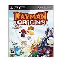 Rayman Origins Ps3 Novo E Lacrado Rcr Games