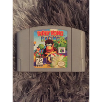 Novo Cartucho Fita Diddy Kong Racing Nintendo 64 Original