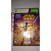 Kinect: Star Wars Em Inglês Original Usado Xbox 360+ Demos