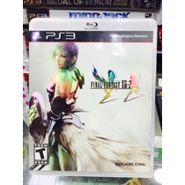 Jogo Final Fantasy Xiii 2 Playstation 3, Novo, Lacrado