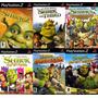 Shrek Collection Ps2 Frete Gratis !!!
