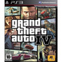 Jogo Ps3 Grand Theft Auto Iv -original -midia Fisica