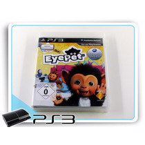 Ps3 Eye Pet Original Playstation 3