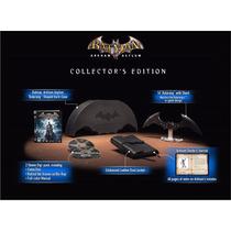 Batman Arkham Asylum Collector