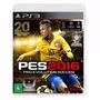 Pes 16 Ps3 Pes 2016 Pro Evolution Soccer 2016 Português -ps3