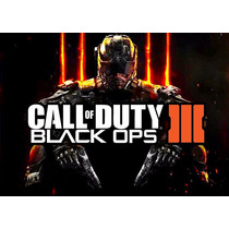 Call Of Duty Black Ops 3 Pc Steam + Dlc