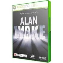 Jogo Alan Wake Xbox 360