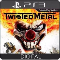 Twisted Metal Ps3 Código Psn Envio Via Email