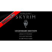 The Elder Scrolls V: Skyrim Legendary Edition (steam Key)
