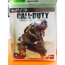 Jogo Call Of Duty Advanced Warfare Playstation 3, Português