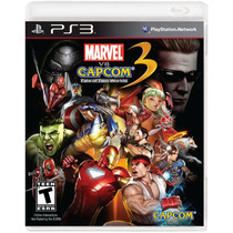 Marvel Vs Capcom 3 - Jogo Ps3