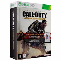 Call Of Duty Advanced Warfare Gold Edition Xbox 360 + Brinde