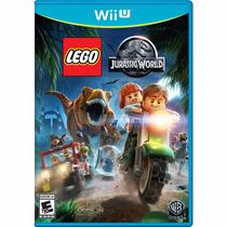 Jogo Novo Lacrado Lego Jurassic World Para Nintendo Wii U