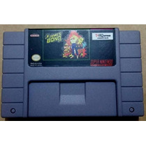 Cartucho Fita James Bond Jr Super Nintendo Jogo Snes