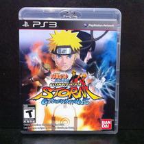 Naruto Shippuden Ulitamte Ninja Storm Generations - Ps3
