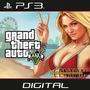 Gta V Gta 5 Ps3 Legenda Em Português Promoção Grand Theft