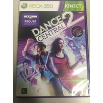 Kinect Dance Central 2 Xbox 360 Português Sem Riscos