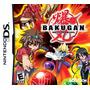 Jogo Bakugan Battle Brawlers Original Para Nintendo Ds A5982