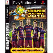 Bomba Patch (futebol) 2016 Novo O Mais Atualizado Janeiro