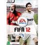 Jogo Fifa 2012 12 - Pc Dvd Original E Lacrado - Frete Grátis