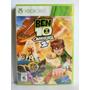 Ben 10 Omniverse 2 - Xbox 360 - Novo - Lacrado