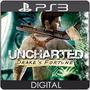 Uncharted 1 Drakes Fortune Ps3 Psn Envio Imediato