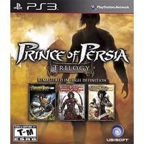 Jogo Ps3 Prince Of Persia Trilogy Hd Original Lacrado