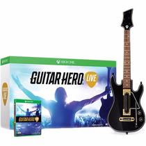 Guitar Hero Live Bundle - Xbox One (jogo + Guitarra) Lacrado