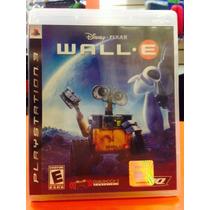 Jogo Wall-e Disney Playstation 3, Jogo Físico, Infatil