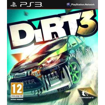 Dirt 3 - Ps3 - Código Psn Promoção - Envio Hoje