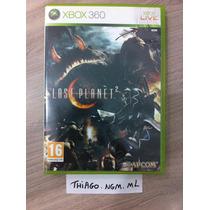 Lost Planet 2 - Xbox 360 Original Capcom