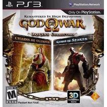 God Of War Origins Collection - Ps3 - Midia Física
