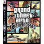 Gta San Andreas Ps3 Psn Midia Digital Original