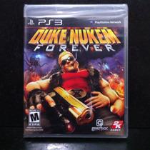 Duke Nukem Forever - Ps3 Lacrado