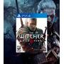 The Witcher 3 Wild Hunt Ps4 Dublado Em Pt-br Código Psn
