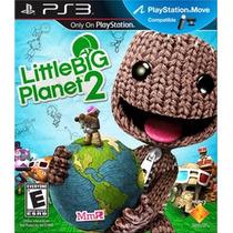Little Big Planet 2 Ps3 Código Psn Envio Imediato !!