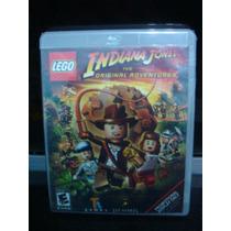 Ps3 Lego Indiana Jones The Original Adventure - Lacrado