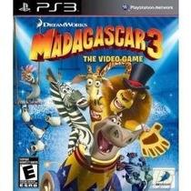 Madagascar 3 - Ps3 - Frete R$ 12,00