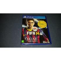 Fifa 14 Original Playstation 4 Ps4 Game Jogo Soccer 2014