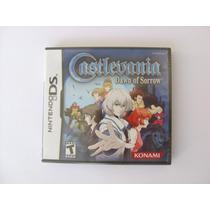 Castlevania: Dawn Of Sorrow Nintendo Ds Dsi Konami Lacrado